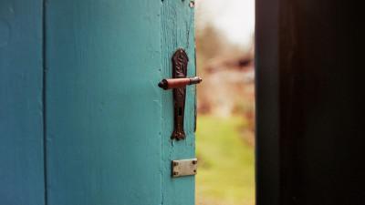 odprta vrata